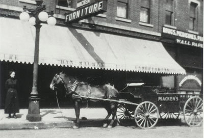 Horse, Wagon Business
